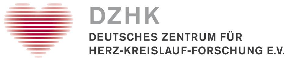 DZHK - Deutsches Zentrum für Herz-Kreislauf Erkrankungen Logo