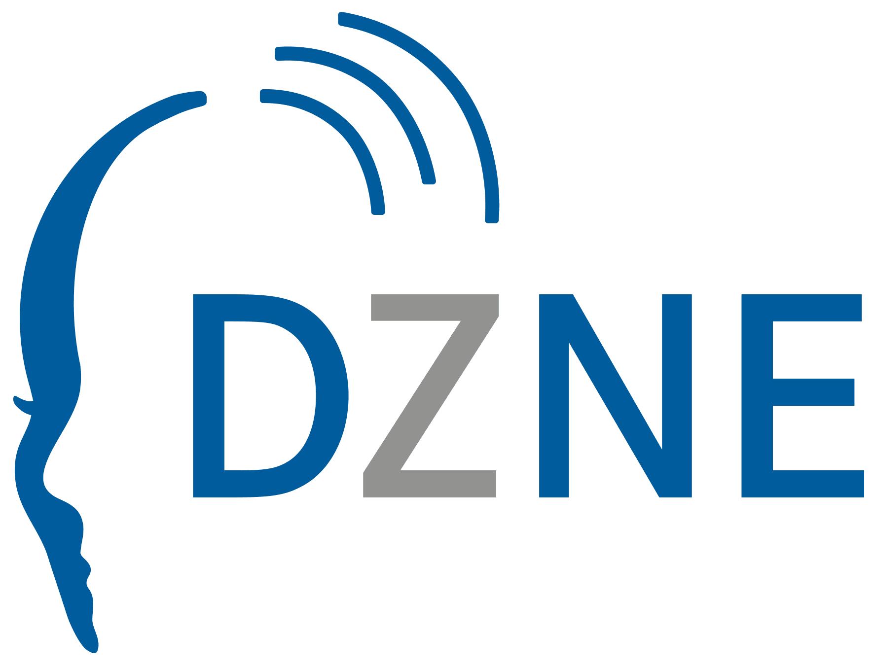 DZNE - Deutsches Zentrum für neurodegenerative Erkrankungen Logo