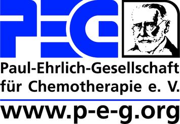 logo of paul ehrlich gesellschaft für chemotherapie