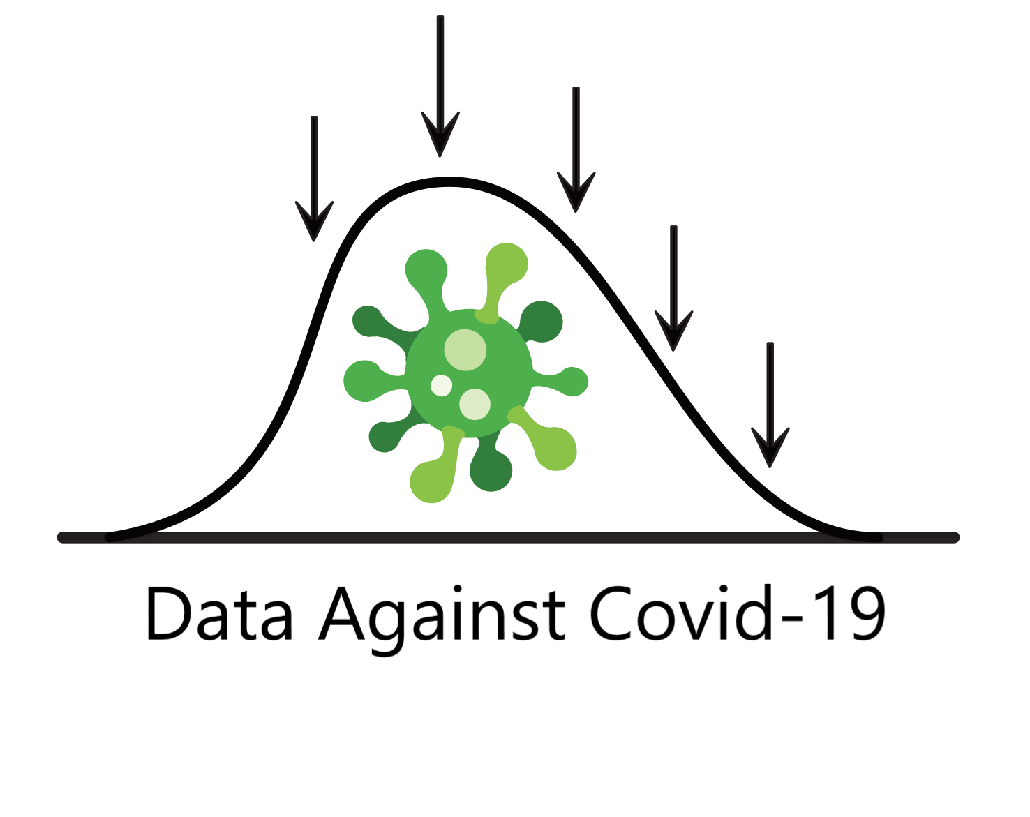 logo data against covid-19