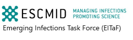 logo escmid emerging infections task force